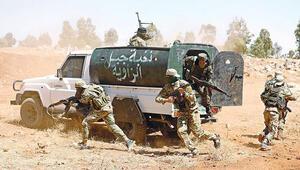 İdlib'de HTŞ atağa geçti