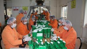 Cezaevinde, Sayılı gün çayı üretiliyor, yok satıyor