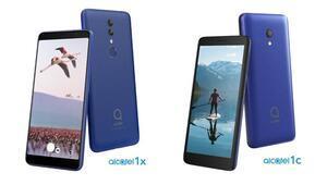 Giriş seviyesi telefon arayanlara: Alcatel 1X ve Alcatel 1C duyuruldu