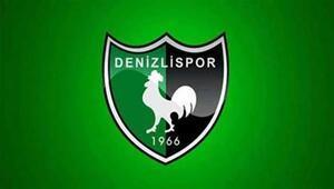 Denizlispor'un hedefi Süper Lig
