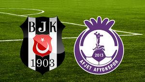 Beşiktaş Afjet Afyonspor maçı ne zaman saat kaçta hangi kanalda