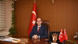 Kaymakam Türkmen, gazetecilerin gününü kutadı