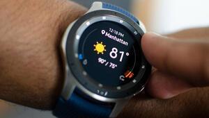 Samsungtan yeni akıllı saat: Galaxy Sport