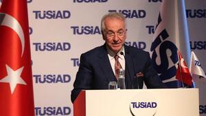 Son dakika... TÜSİAD Başkanı Bilecikten önemli mesajlar