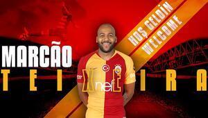 Marcao, Galatasarayın 21. Brezilyalısı