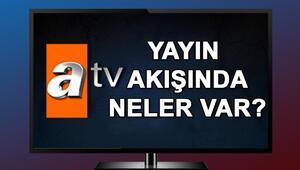ATV yayın akışında bugün hangi programlar var 10 Ocak ATV yayın akışı