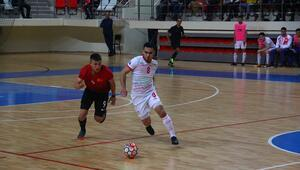 Futsal Milli Takımımız, Tacikistanı farklı geçti