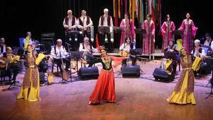 Türk dünyasından sanat şöleni