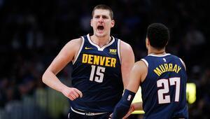 Denver Nuggets evinde hata yapmıyor Üst üste 11...