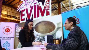 Türk kahvesi Baküde tanıtıldı