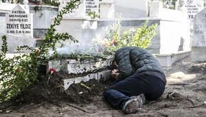 Ukraynada öldürülen Buket böyle uğurlandı