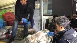 İzmirde 1 ton skunk ele geçirilen operasyonda gözaltı sayısı 17ye çıktı