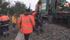 İstanbulda tren kazası
