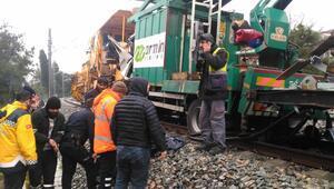 Floryada tren kazası