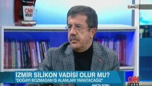 Nihat Zeybekci canlı yayında soruları yanıtladı