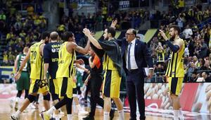 THY Avrupa Liginde Fenerbahçe Beko, liderliğini sürdürdü