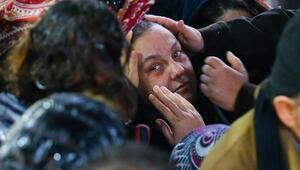 Ukraynada öldürülen Zeynep, son yolculuğuna uğurlandı