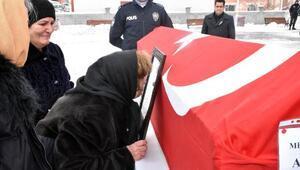 Gaziantep Vali Yardımcısı İmamgiller, son yolculuğuna uğurlandı