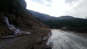 Spil Dağı ulaşıma kapandı