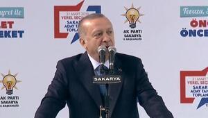Cumhurbaşkanı Erdoğan uyardı: Hesabını sorumlulardan soracağız
