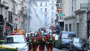 Paristeki patlamada ölü sayısı 4e yükseldi