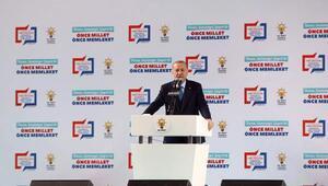 Cumhurbaşkanı Erdoğan: Hepsine inat yatırımlar da devam ediyor, üretimler de