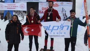 Dağ Kayağı Türkiye Şampiyonası sona erdi