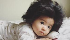 Dünya bu bebeği konuşuyor Şimdiden milyarder oldu
