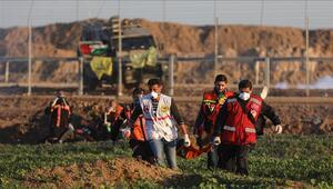 İsrail askerlerinin yaraladığı Filistinli hayatını kaybetti