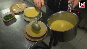 Kış hastalıklarının ilacı Kış Çorbası