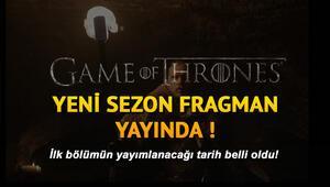 Game Of Thrones 8. sezon fragmanı yayında Yapımcıdan 14 Nisan açıklaması
