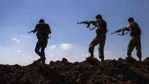 YPG/PKK Azezde mayınlı tuzak kurdu