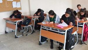 Tut'da gözetmeniz sınav uygulaması başladı