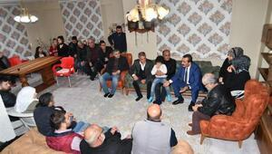 Başkan Çetin:Halkımın yararına olmayan hiçbir işi yapmam