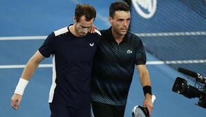 Andy Murray, Avustralya Açıka ilk turda veda etti