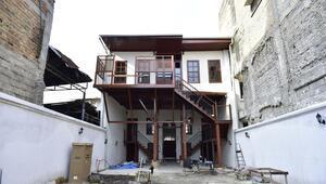 Restore edilen tarihi konak Adana Mutfak Müzesi oluyor