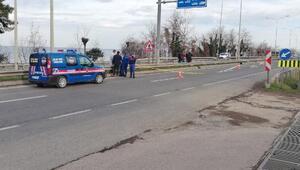 Polis, hastanede kaçan tutukluyu ayağından vurarak yakaladı