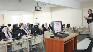 81 ilde ev kadınlarına  e-ticaret eğitimi