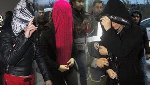 Adanada dev fuhuş operasyonu Villa ve plazalara baskın…
