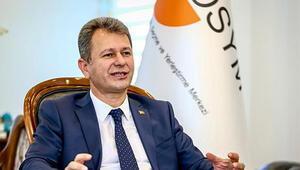 ÖSYM Başkanı duyurdu Şehit ve gazi ailelerinden ücret alınmayacak...