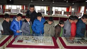 Çanakkale Savaşları Gezici Müzesi Adilcevazda