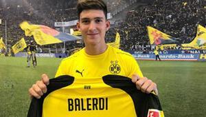 Dortmunda Arjantinli genç savunmacı