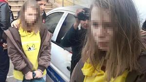 Bursada yakalandılar Çok sayıda gözaltı var