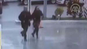 Emekli çiftin içinde 450 bin lira olan çantasını çaldılar