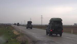 SAT Komandoları Münbiç bölgesine gönderildi