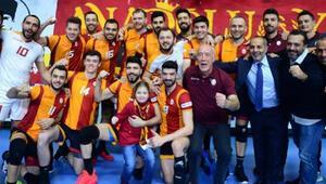 Galatasaray, Dukla Liberece set vermedi