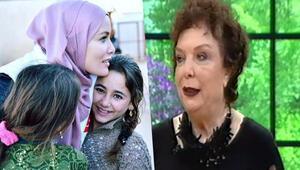 Gamze Özçelikten Selda Alkora cevap