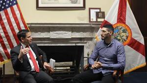 ABDli senatörün skandal paylaşımına Büyükelçi Kılıçtan sert tepki