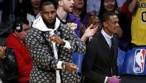 Rajon Rondo ve LeBron James için karar günü