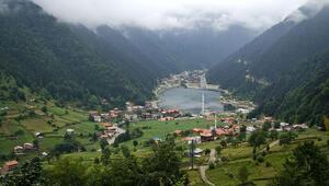 Trabzonda korunan alanlara 1,7 milyon araç giriş yaptı